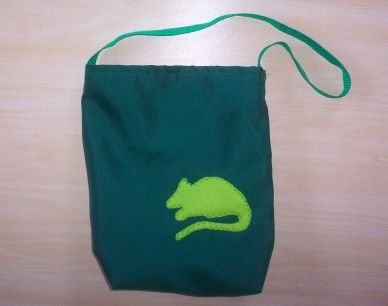 Green Rat EcoBag