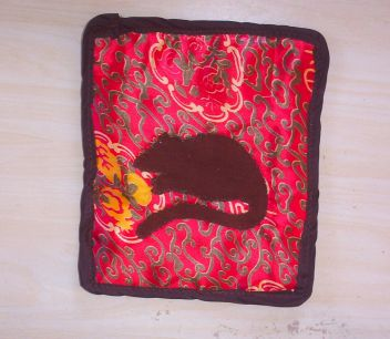 Rat Mouse Pad