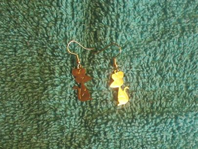 Rattie Earrings
