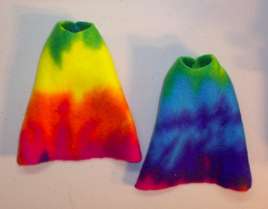May 2011 Father/Son Tye Dye Coats